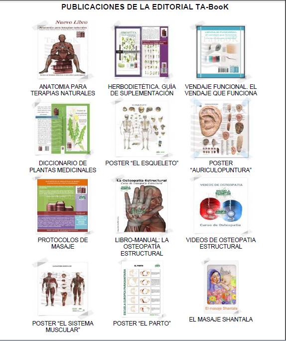 LIBROS EDITORIAL-TA-BOOK